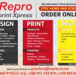 ADVERT: Engage Repro Print Xpress online!