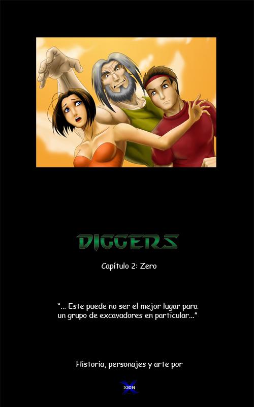 Diggers Cap 2 Backcover