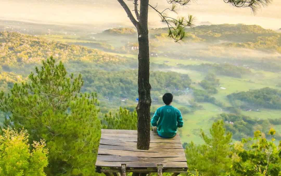 An Easy Meditation Exercise to Demonstrate the Power of Your Mind