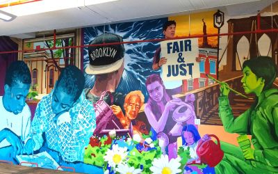 Groundswell: Elevating Teen Voice Through Public Murals