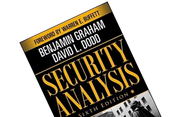 Book Summary of Security Analysis   Digging For Value