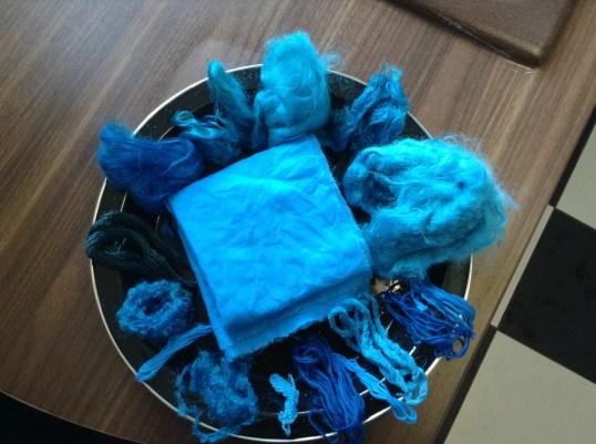 Blue bundle components