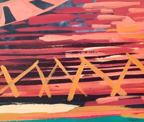Untitled by C. O'Connor. C. O'Connor is Artist Extraordinaire for Digging Press.