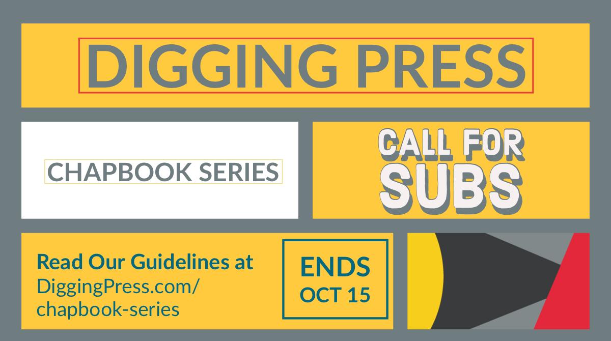 Digging Press Chapbook Series • Digging Through The Fat
