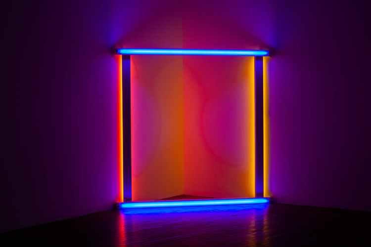 photo of multicolored lamp decor