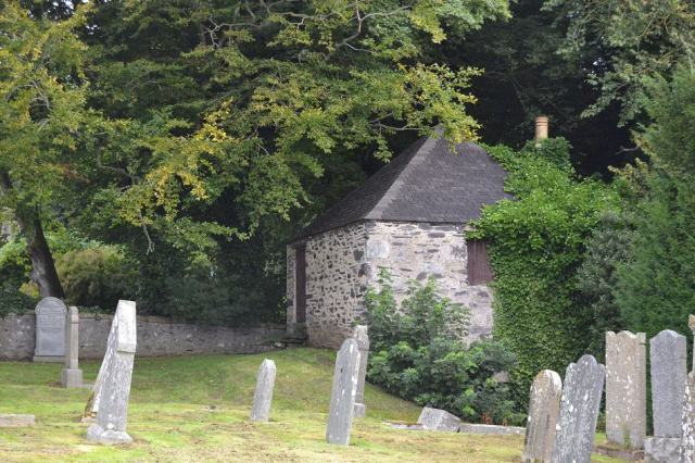 Kirkton of Culsamond Watch House Aberdeenshire