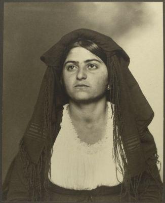 Italian American Woman