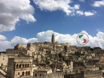 Touring Italy Matera