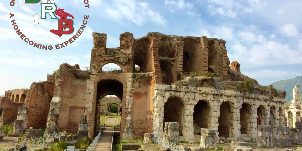 Southern Italy SMCV Amphitheater