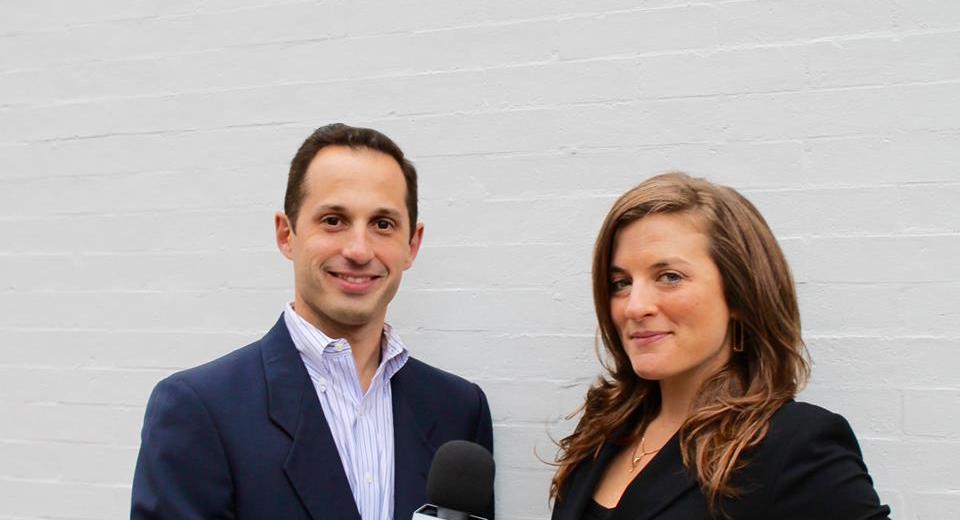 Anthony Fasano & Dolores Alfieri The Italian American Podcast