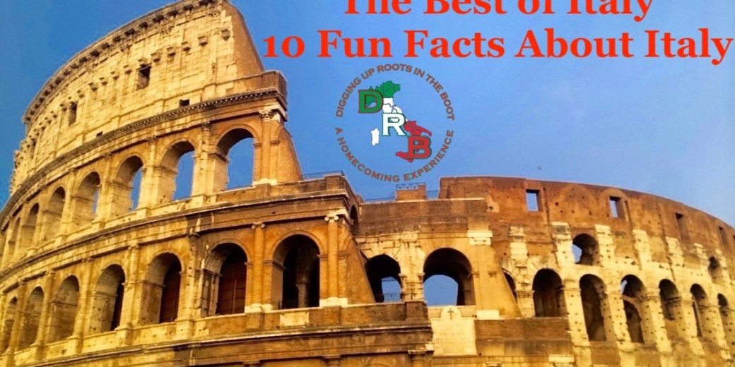 10 Fun Facts About Italy
