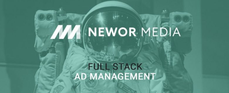 Newor Media web page