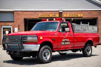 Forestry 1: 1995 Ford F-350, 200 Gallon Tank