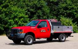 Forestry 1: 2000 Ford F-250 4X4