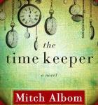 time keeper book cover