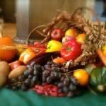 thanksgiving cornucopia