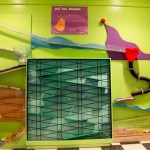 fetch lab at Easton Children's Museum