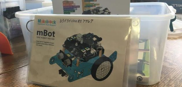mbot ;maker kit
