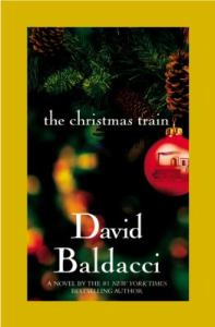christmas train book cover