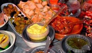 tapas, image for cookbook club