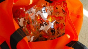 halloween party - trick or treat
