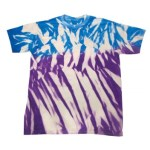 spray dye shirt