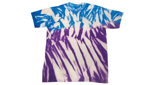 spray dye shirt