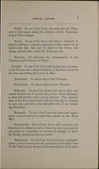 Annual Report 1910