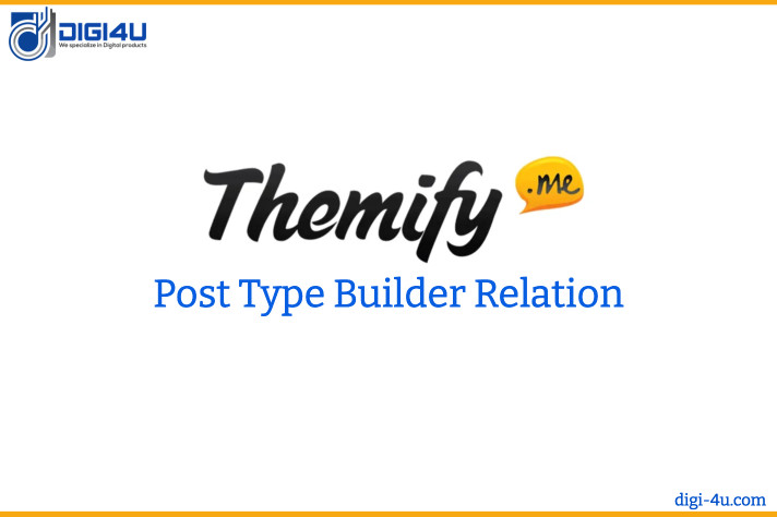Themify Post Type Builder Relation