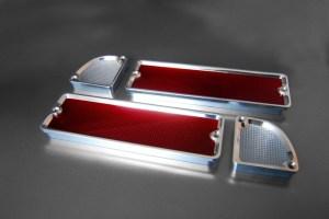 Custom cadillac tail lights for trucks