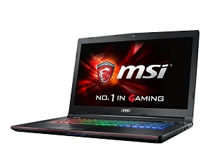 MSI GE72 Apache Pro-029 17.3inch Gaming
