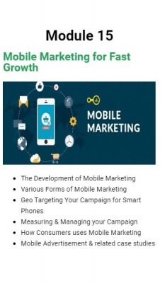 Learn Mobile Marketing