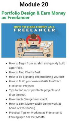 Learn Portfolio Design
