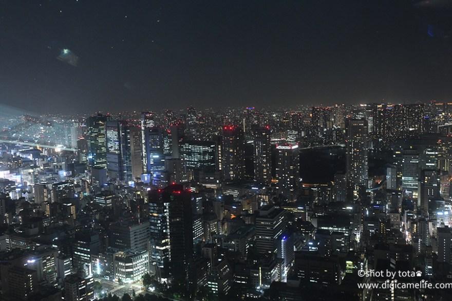 トップデッキからの夜景01