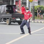Bacolod's dancing traffic enforcers compete in BTAO dance semifinals