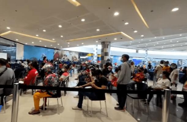 Sa 99 ka mga registrants sa Bacolod nga may oppositors, 64 ang nag withdraw