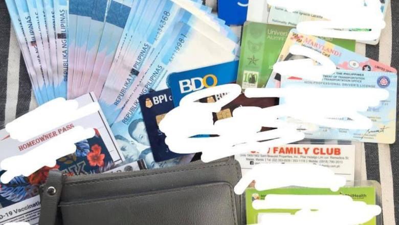 Tindera nag uli sang kahita nga may unod nga masobra sa P10,000 nga cash nga nabilin sang customer