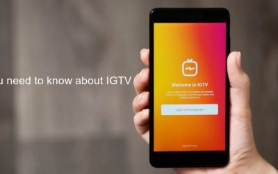 Get Up To Speed, with IGTV