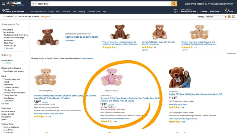What is Amazon Ad?