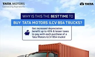 Social Media Campaign to Build Awareness around BS4 & BS6 Trucks | Tata Motors ILCV