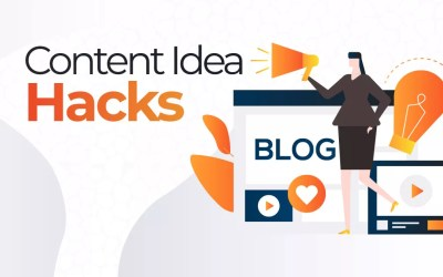 4 Easy Content Idea Hacks for Amateur Bloggers