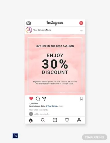 How to Promote Brands in Holiday Season ft.Instagram 4