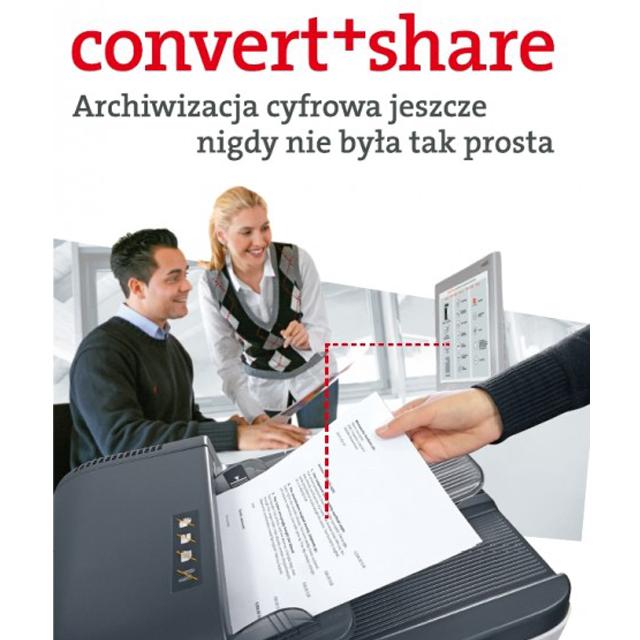 convert+share oprogramowanie