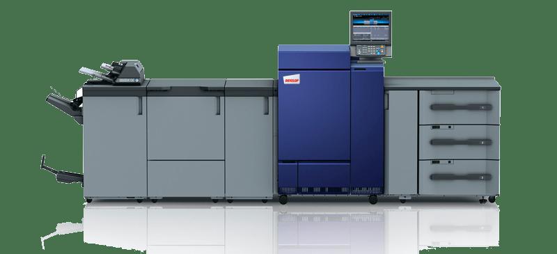 develop ineo+ 6100 urządzenie wielofunkcyjne