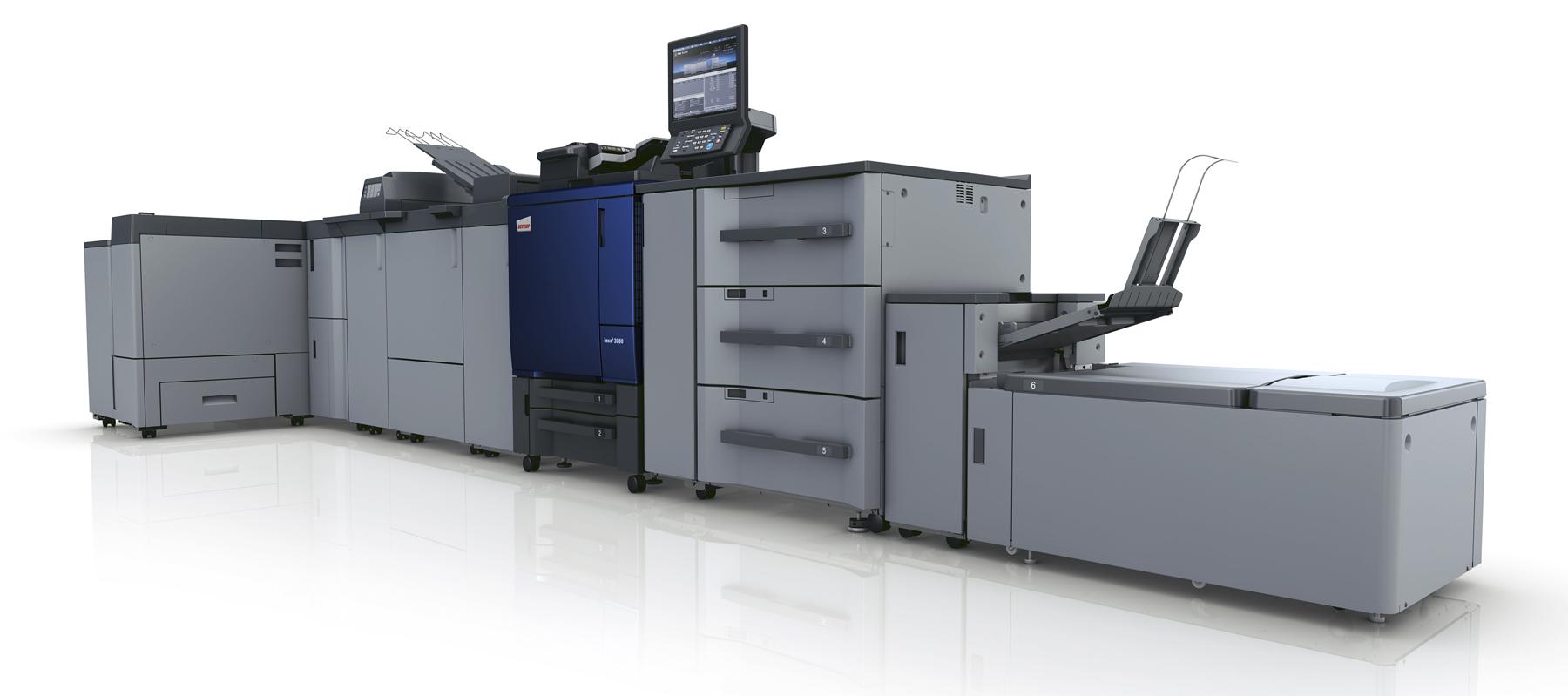 develop ineo 3080 druk cyfrowy