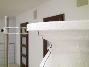 wycinanie łuków ploter termiczny cc70