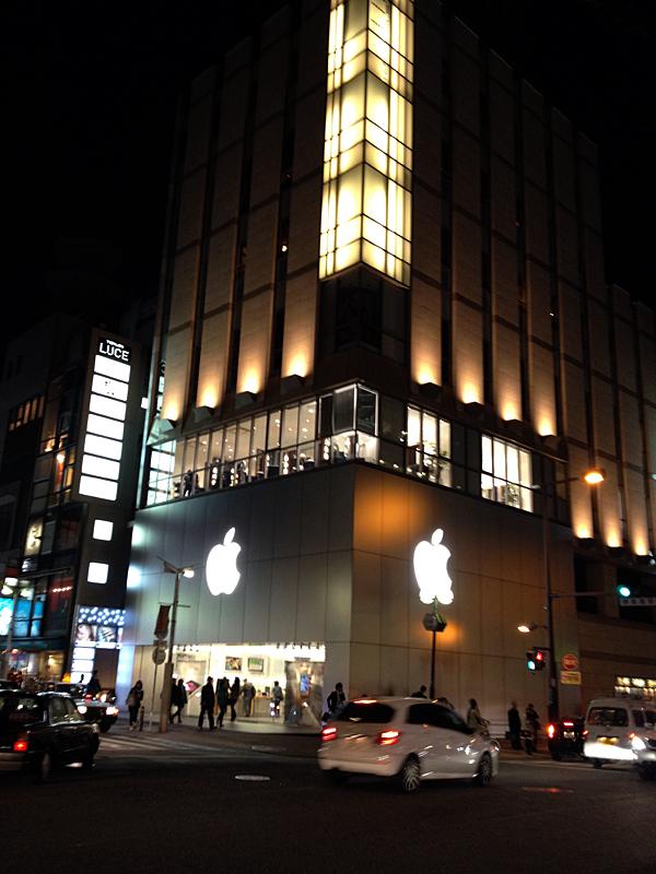 Apple Store 福岡天神