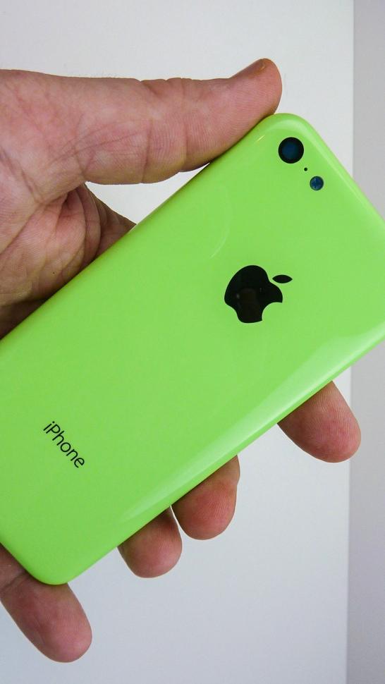 iPhone 5C?