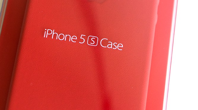 iPhone 5s Case - (PRODUCT) RED