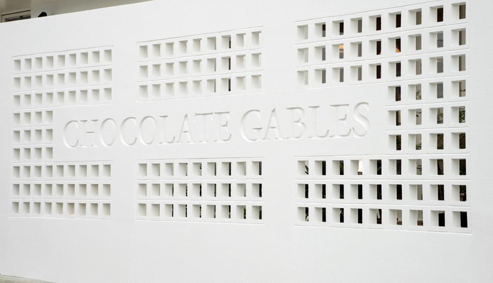 CHOCOLATE GABLES
